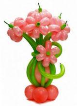 Букет из шаров  Весенний вальс